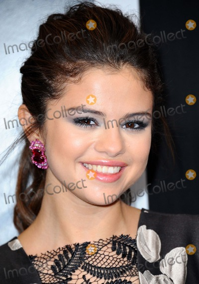 Photo - Selena Gomez attending the Los Angeles Premiere of Getaway Held at the Regency Village Theater in Westwood California on August 26 2013 Photo by D Long- Globe Photos Inc