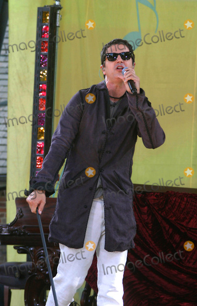 Photos From Third Eye Blind Performing on Abc's 'Good Morning America' New York