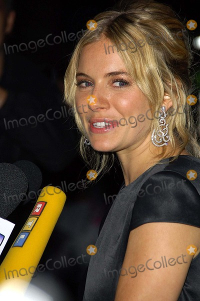 Photos From 'Interview' Premiere-arrivals-the Times Bfi 51st London Film Festival 2007, Odeon West End, London, United Kingdom