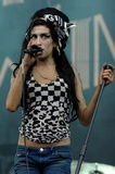 Amy Winehouse Photo - AMY WINEHOUSE  LIVE ON THE MAIN STAGE AT V FESTIVAL 2008 WESTON PARL STAFFORDSHIREV FESTIVAL 08WESTON PARKSTAFFORDSHIREAUGUST 16  2008Photo by Robert  Star Images