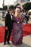 Casey Kasem Photo - Casey Kasem and wife Jean Kasem attend attend 39th Annual Primetime Emmy Awards on September 20 1987 in Pasadena CaliforniaCredit McBrideface to face