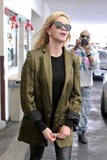Melanie Griffiths Photo - Melanie Griffith at E Baldi restaurant in Beverly Hills 03122013Credit Vidaface to face