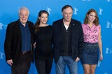 Andr Dussollier Photo - Andre Dussollier Yvonne Catterfeld director Christophe Gans Lea Seydouxattends Photocall and Press Conference BEAUTY AND THE BEAST Berlinale 14022014Credit Ralleface to face