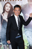 Andy Lau Photo - Cast member Andy Lau promotes film Firestorm in Hong KongChina on Sunday December 152013Credit Topphotoface to face- No rights for China and Taiwan -