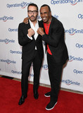 Sugar Ray Photo - 06 November 2019 - Beverly Hills California - Jeremy Piven Sugar Ray Leonard Operation Smile Hollywood Fight Night held at Beverly Hilton Hotel Photo Credit Birdie ThompsonAdMedia