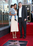Alan Horne Photo - 03 May 2018 - Hollywood California - Zoe Saldana Alan Horn Bowie Ezio Perego-Saldana Zoe Saldana Honored With A Star On The Hollywood Walk Of Fame Photo Credit F SadouAdMedia