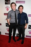 Kyle Gallner Photo - 31 March 2011 - Hollywood California - Kyle Gallner and Ryan Pinkston Cougars Inc Los Angeles Premiere held at the Egyptian Theater Photo Byron PurvisAdMedia