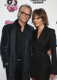 Lisa Rinna Photo - 8 March 2020 - Hollywood California - Harry Hamlin Lisa Rinna 2020 Christian Cowan x Powerpuff Girls Runway Show held at NeueHouse Photo Credit FSAdMedia
