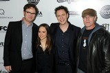 Ellen Page Photo - 21 March 2011 - Hollywood California - Rainn Wilson Ellen Page James Gunn and Michael Rooker Super Los Angeles Premiere held at The Egyptian Theatre Photo Byron PurvisAdMedia
