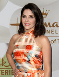 Jen Lilley Photo - 27 July 2017 - Los Angeles California - Jen Lilley Hallmark Channel  Hallmark Movies and Mysteries Summer 2017 Television Critics Association Press Tour Event held at a Private Estate in Beverly Hills Photo Credit AdMedia