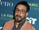 AJ MCLEAN Photo - 5 April 2018 - Los Angeles California - AJ McLean Dwayne Johnson Honored at the LA Family Housing Awards 2018 held at The Lot Photo Credit AdMedia