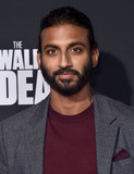 Avi Nash Photo - 24 September 2019 - Hollywood California - Avi Nash The Walking Dead Season 10 Los Angeles Premiere held at The TCL Chinese Theatre Photo Credit Birdie ThompsonAdMedia