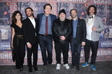 Artie Lang Photo - 15 February 2017 - Hollywood California - Gina Gershon George Basil Pete Holmes Artie Lange Judd Apatow TJ Miller  Los Angeles premiere of HBOs Crashing held at Avalon Hollywood Photo Credit Birdie ThompsonAdMedia