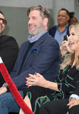 TCL Chinese Theatre Photo - 14 December 2018 - Hollywood California - John Travolta Pitbull Hand And Footprint Ceremonyheld at TCL Chinese Theatre Photo Credit Birdie ThompsonAdMedia