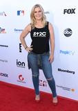 Alison Sweeney Photo - 07 September 2018 - Santa Monica California - Alison Sweeney 2018 Stand Up to Cancer held at The Barker Hangar Photo Credit Birdie ThompsonAdMedia