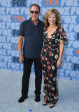 Nancy Travis Photo - 07 August 2019 - Los Angeles California - Tim Allen Nancy Travis FOX Summer TCA 2019 All-Star Party held at Fox Studios Photo Credit Birdie ThompsonAdMedia