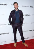 Armie Hammer Photo - 19 March 2018 - West Hollywood California - Armie Hammer  Final Portrait Los Angeles Special Screening held at The Pacific Design Center Photo Credit Birdie ThompsonAdMedia