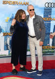 Amy Pascal Photo - 28 June 2017 - Westwood California - Amy Pascal Michael Keaton Spider-Man Homecoming World Premiere held at TLC Chinese Theatre Photo Credit F SadouAdMedia