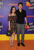Alex Shibutani Photo - 19 July 2018 - Santa Monica California - Maia Shibutani Alex Shibutani Nickelodeon Kids Choice Sports Awards 2018 held at Barker Hangar Photo Credit Faye SadouAdMedia