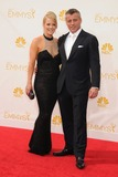 Andrea Anders Photo - 25 August 2014 - Los Angeles California - Andrea Anders Matt LeBlanc 66th Annual Primetime Emmy Awards - Arrivals held at Nokia Theatre LA Live Photo Credit Byron PurvisAdMedia