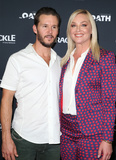 The Cast Photo - 15 January 2018 - Pasadena California - Ryan Kwanten Elisabeth Rohm The Oath Photo Opp with the cast of Crackles new drama series at The Winter TCA Photo Credit F SadouAdMedia