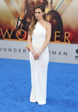 Alexandra Siegel Photo - 25 May 2017 - Hollywood California - Alexandra Siegel Wonder Woman World Premiere held at the Pantages Theatre Photo Credit F SadouAdMedia