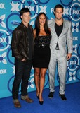 Angelique Cabral Photo - 9 September 2013 - Santa Monica California - Parker Young Angelique Cabral Geoff Stults 2013 FOX Fall Eco-Casino Party held at The Bungalow Photo Credit Byron PurvisAdMedia