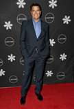 Ted Mcginley Photo - 22 October 2019 - Westwood California - Ted McGinley 2019 Its A Wonderful Lifetime Holiday Party held at STK Los Angeles Photo Credit Birdie ThompsonAdMedia