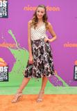 Ava Cota Photo - 13 July 2017 - Los Angeles California - Ava Cota Nickelodeon Kids Choice Sports Awards 2017 held at Pauley Pavilion Photo Credit F SadouAdMedia