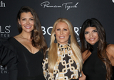 Ali Landry Photo - 26 September 2019 - Los Angeles California - Ali Landry Gretchen Rossi Teresa Giudice Eternal Beauty Red Carpet  Book Launch Celebration at Beverly Hills Rejuvenation Center Photo Credit FSadouAdMedia