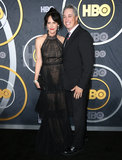Annabeth Gish Photo - 22 September 2019 - West Hollywood California - Wade Allen Annabeth Gish 2019 HBO Emmy After Party held at The Pacific Design Center Photo Credit Birdie ThompsonAdMedia