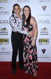Amanda Nunes Photo - 03 July 2019 - Las Vegas NV - Amanda Nunes Nina Ansaroff 11th Annual Fighters Only World MMA Awards Arrivals at Palms Casino Resort Photo Credit MJTAdMedia