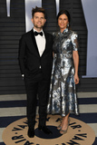 Adam Scott Photo - 04 March 2018 - Los Angeles California - Adam Scott Naomi Scott 2018 Vanity Fair Oscar Party hosted following the 90th Academy Awards held at the Wallis Annenberg Center for the Performing Arts Photo Credit Birdie ThompsonAdMedia