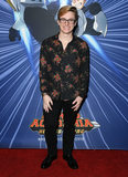 Nathan Gamble Photo - 19 February 2020 - Westwood California - Nathan Gamble Funimation Films Presents The North American Premiere Of My Hero Academia Heroes Rising held at the Regency Village Theater Photo Credit Birdie ThompsonAdMedia