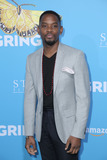 Aml Ameen Photo - 06 March 2018 - Los Angeles California - Aml Ameen Premiere Of Amazon Studios And STX Films Gringo held at Regal LA Live Stadium 14  Photo Credit PMAAdMedia