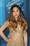 Jessica Sanchez Photo - 07 April 2016 - Hollywood California - Jessica Sanchez Arrivals for FOXs American Idol Finale For The Farewell Season held at The Dolby Theater Photo Credit Birdie ThompsonAdMedia