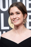 Alice Englert Photo - 07 January 2018 - Beverly Hills California - Alice Englert 75th Annual Golden Globe Awards held at the Beverly Hilton Photo Credit HFPAAdMedia