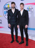 The Chainsmokers Photo - 19 November  2017 - Los Angeles California - The Chainsmokers 2017 American Music Awards  held at Microsoft Theater in Los Angeles Photo Credit Birdie ThompsonAdMedia
