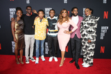 Asante Blackk Photo - 11 August 2019 - Los Angeles California - Marsha Stephanie Blake Ethan Herisse Asante Blackk Caleel Harris Niecy Nash Jharrel Jerome Aunjanue Ellis When They See Us for your consideration Los Angeles 2019 - Day 1 held at Paramount Theatre Photo Credit FSadouAdMedia
