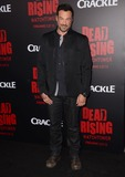 Kim Novak Photo - 11 March 2015 - Los Angeles California - Aleks Paunovic  Arrivals for Crackles world premiere original feature film Dead Rising Watchtower held at the Kim Novak Theater at Sony Pictures Studios Photo Credit Birdie ThompsonAdMedia