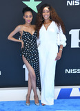 Lyric Photo - 23 June 2019 - Los Angeles California - Lyric Anderson Tami Roman 2019 BET Awards held at the Microsoft Theater Photo Credit Birdie ThompsonAdMedia