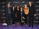 Ann Robinson Photo - 10 September 2018 - Beverly Hills California - Brian George Aseem Batra Sarayu Blue Madhur Jaffrey Julie Anne Robinson Paul Adelstein  I Feel Bad - The Paley Center For Medias 2018 PaleyFest Fall TV Previews held at Paley Center for Media Photo Credit Birdie ThompsonAdMedia