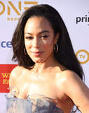 Angela Rye Photo - 30 March 2019 - Hollywood California - Angela Rye 2019 NAACP Image Awards held at Dolby Theater Photo Credit Birdie ThompsonAdMedia