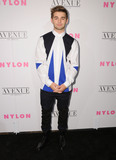 Jack Griffo Photo - 01 May 2017 - Hollywood California - Jack Griffo 2017 Annual NYLON Young Hollywood Party held at Avenue Los Angeles in Hollywood Photo Credit Birdie ThompsonAdMedia