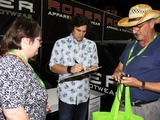 Joe Nichols Photo - June 8 2012 - Nashville TN - Country stars and fans came together at the CMA Music Festival Fan Fair Hall where fans were able to meet their favorite stars and get autographs and photos Photo credit Dan Harr  AdMedia