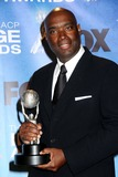 Antwone Fisher Photo - 4 March 2011 - Los Angeles California - Antwone Fisher 42nd Annual NAACP Image Awards - Press Room held at the Shrine Auditorium Photo Byron PurvisAdMedia