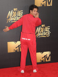 Tyler Posey Photo - 09 April 2016 - Burbank California - Tyler Posey Arrivals for the  2016 MTV Movie Awards held at Warner Bros Studios Photo Credit Birdie ThompsonAdMedia