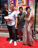 Angel Parker Photo - 22 July 2018 - Hollywood California - Angel Parker Teen Titans Go To The Movies Los Angeles Premiere held at the TCL Chinese Theatre Photo Credit Birdie ThompsonAdMedia