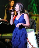 Amy Grant Photo - 14 December 2010 - Durham North Carolina - Singer Amy Grant performs as their 2010 Christmas Tour makes a stop at Durham Performing Arts Center Photo MooseAdMedia