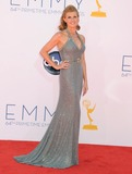 Connie Brittion Photo - 23 September 2012 - Los Angeles California - Connie Brittion 64th Primetime Emmy Awards - Arrivals held at Nokia Theatre LA LIVE Photo Credit Byron PurvisAdMedia